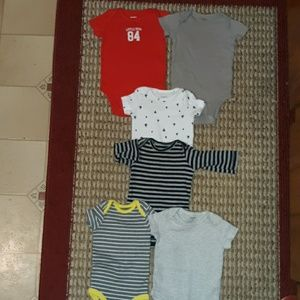 (5 for $25) Bodysuits Lot